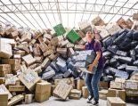 大数据:上海收发包裹数量最多